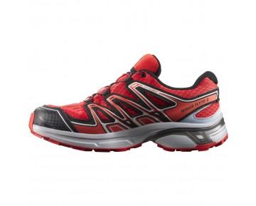 Chaussure Salomon WINGS FLYTE 2 GTX® W pour Femme Rouge/Noir Chaussures De Running 390666