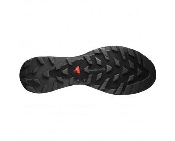 Chaussure Salomon S-LAB XA ALPINE pour Femme Noir/Bleu Chaussures De Running 391216_02