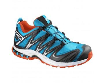 Chaussure Salomon XA PRO 3D GTX® pour Homme Bleu-ciel/Noir/Blanc Chaussures De Running 391857