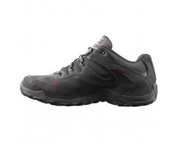 Chaussure Salomon ELIOS 2 M pour Homme Noir Chaussures De Randonnée 391872